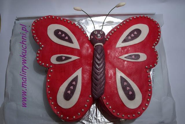 Motyl tort
