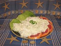 Novogodišnja Cezar salata