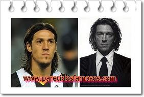 Parecido entre Mauro Camoranesi con Vincent Cassel