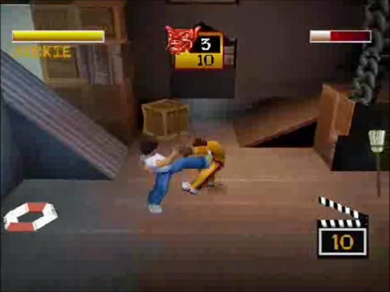Jackie Chan Stuntmaster | El-Mifka