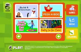 pbs kids game