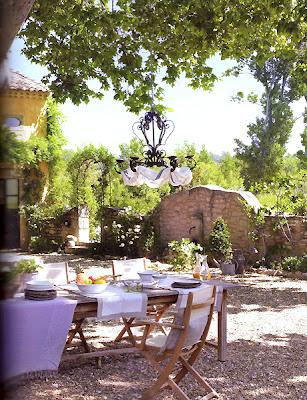 Estilo rustico los mejores patios rusticos - Patios con estilo ...