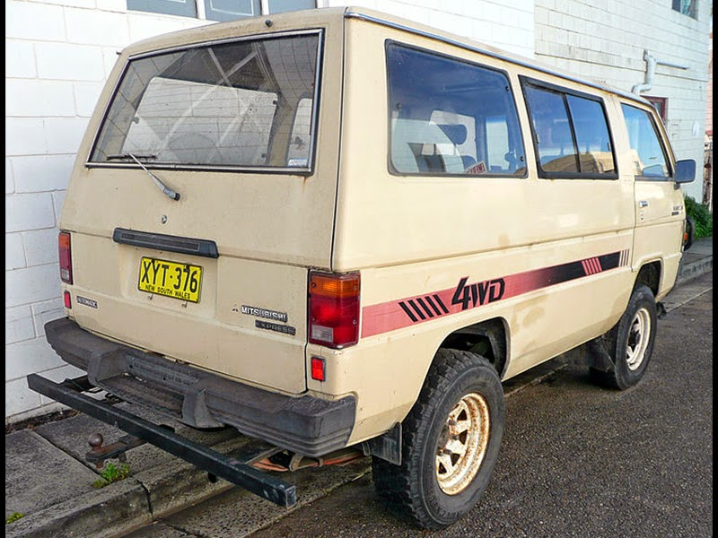 Automotive database mitsubishi delica 19841985 mitsubishi l300 express sd 4wd wagon australia fandeluxe Images