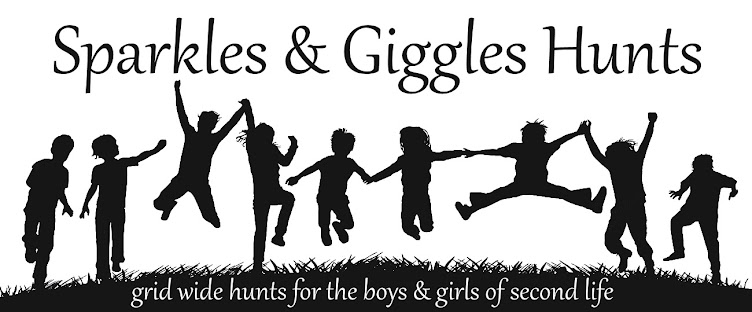 Sparkles and Giggles Hunts