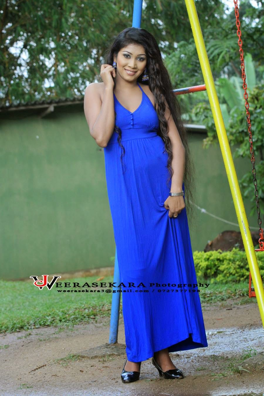 Samadhi Chinthana blue