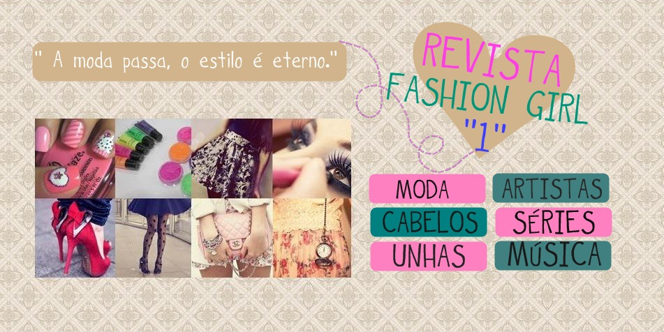 Revista Fashion Girl