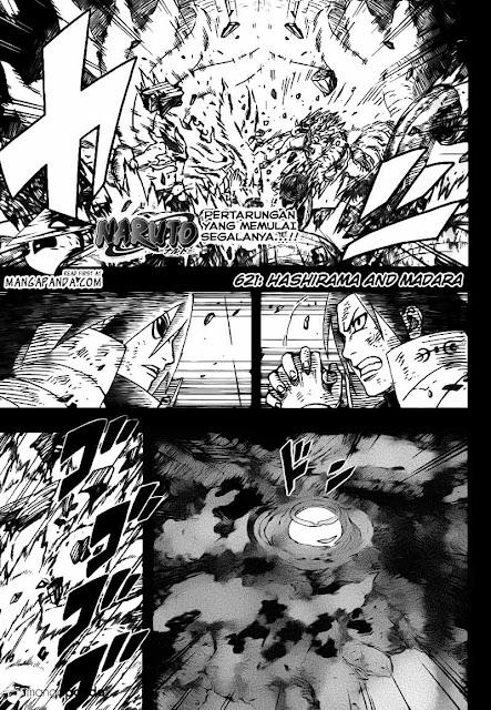 "DOWNLOAD KOMIK NARUTO CHAPTER 621 ""HASHIRAMA DAN MADARA"" BAHASA INDONESIA"