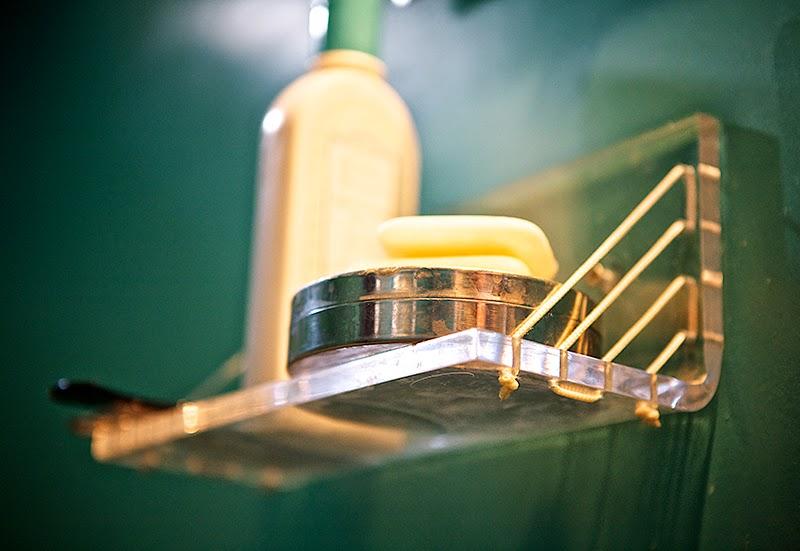 mensola design bagno