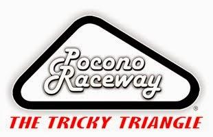 Race 14: Pocono 400 at Pocono Raceway