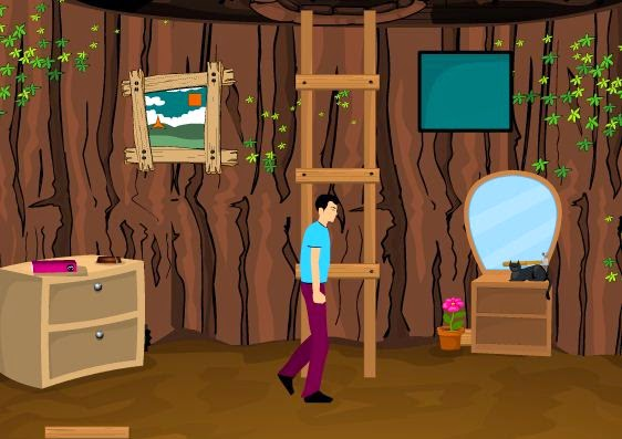 Play EightGames Dream Underground Escape