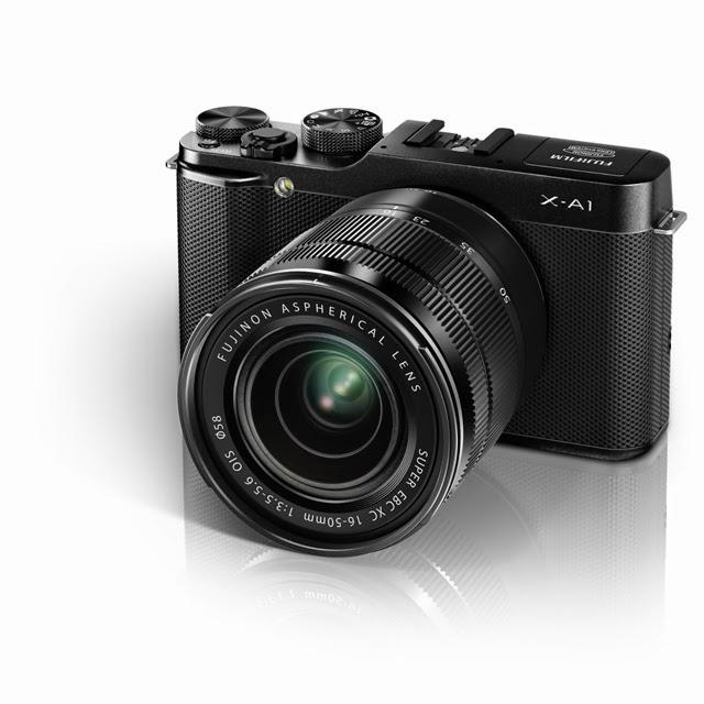 Fotografia della X-A1 con lo zoom Fujinon XC 16-50mm