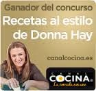 Ganador concurso Recetas estilo Donna Hay