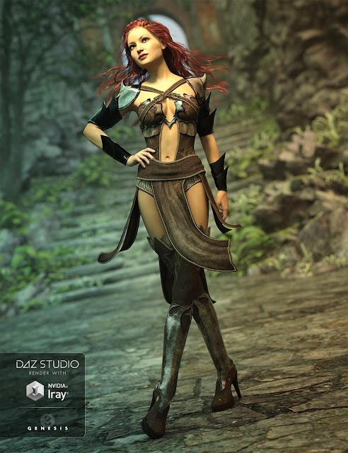 Wicked for Genesis 3 Female