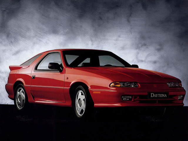 ダッジ・デイトナ | Dodge Daytona (1984-93)