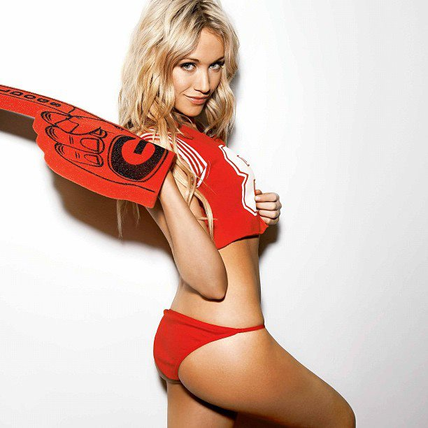 Katrina Bowden FHM UK May 2012 Photo shots