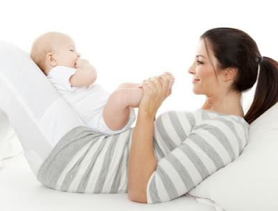 Mamás y el primer hijo