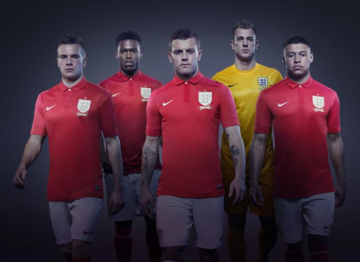 Nike england 2013 away kit