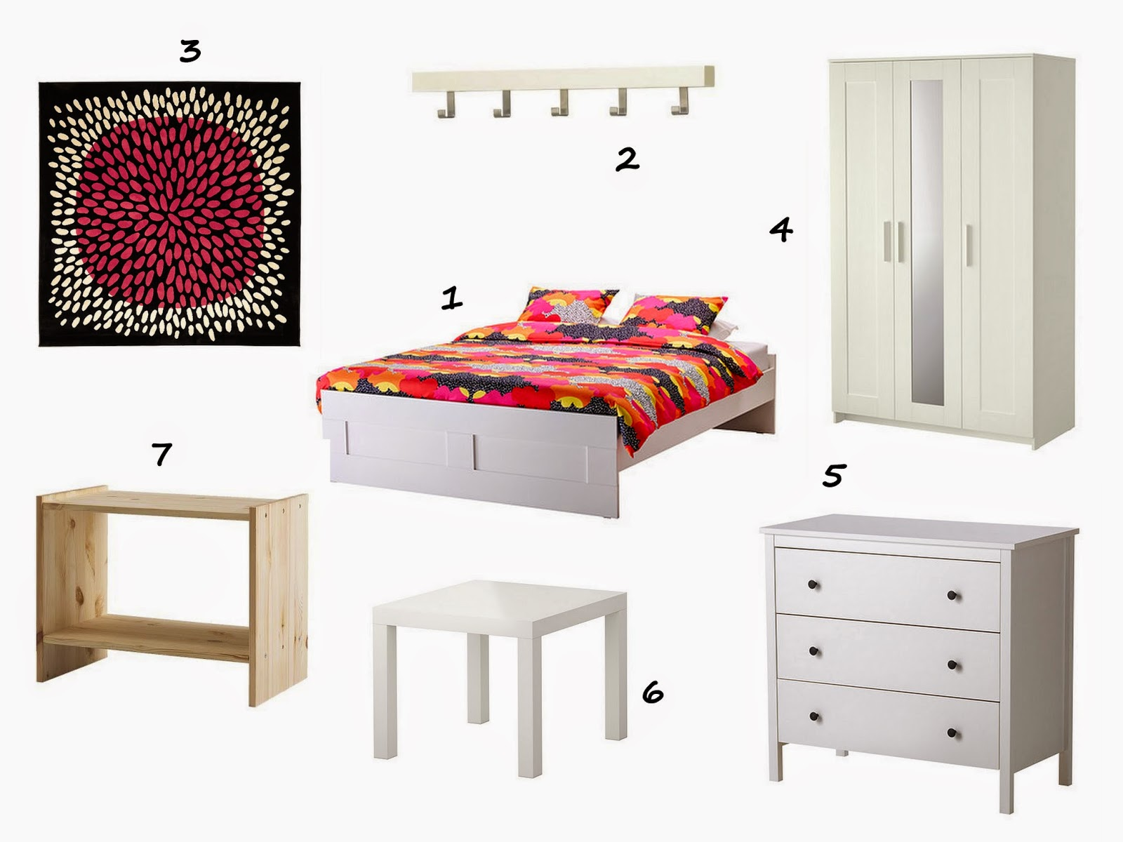 Finest ikea wishlist home inspiration with nachtkast ikea for Nachtkast lampje