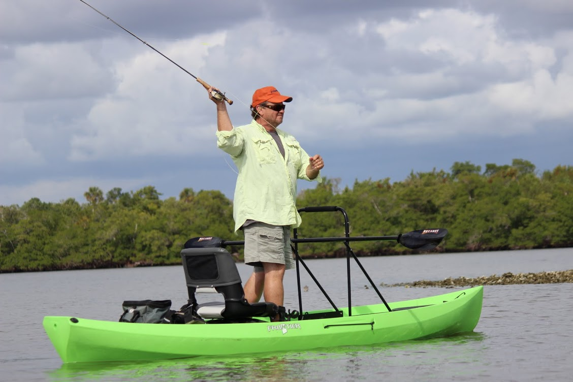the quest for the ultimate fly fishing kayak