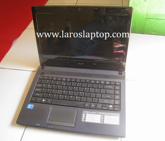 Jual Laptop Second Acer Aspire 4739 Core I3