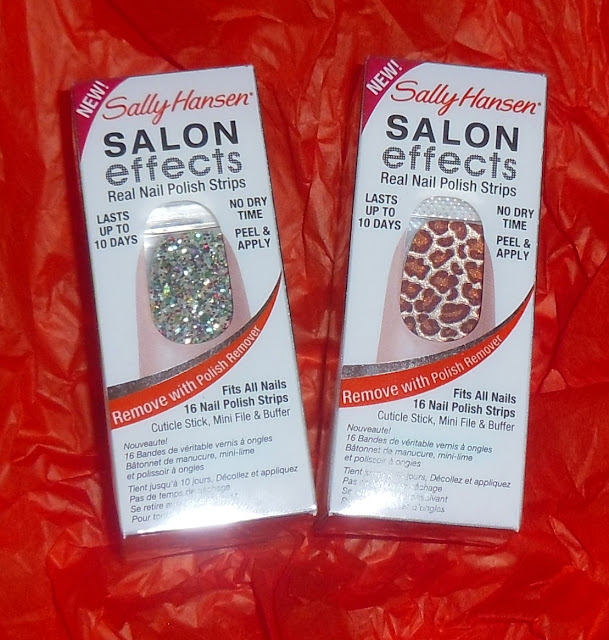 Sally Hansen Salon Effects Application Process