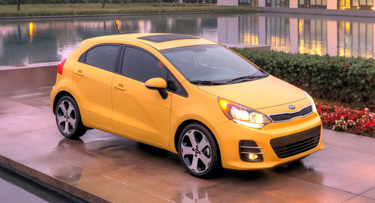 Kia Sets Fiesta ST In Its Sights With 2018 Rio GT