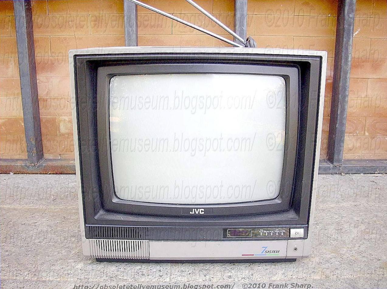 Obsolete Technology Tellye !: JVC MODEL 7255ME 7 SYSTEM YEAR 1987.