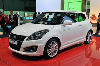 DAFTAR HARGA :: Harga Mobil Suzuki Swift Baru dan Bekas 2013