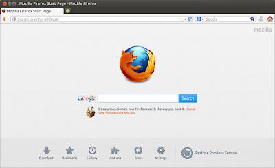 برنامج فايرفوكس 2013 - mozilla firefox