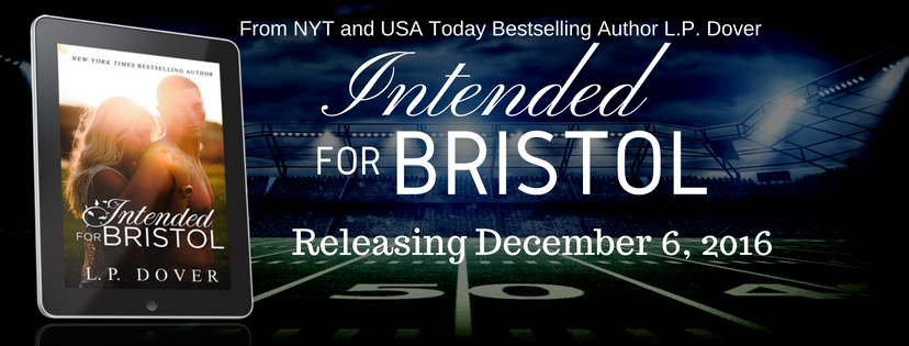 Intended for Bristol Release Blitz