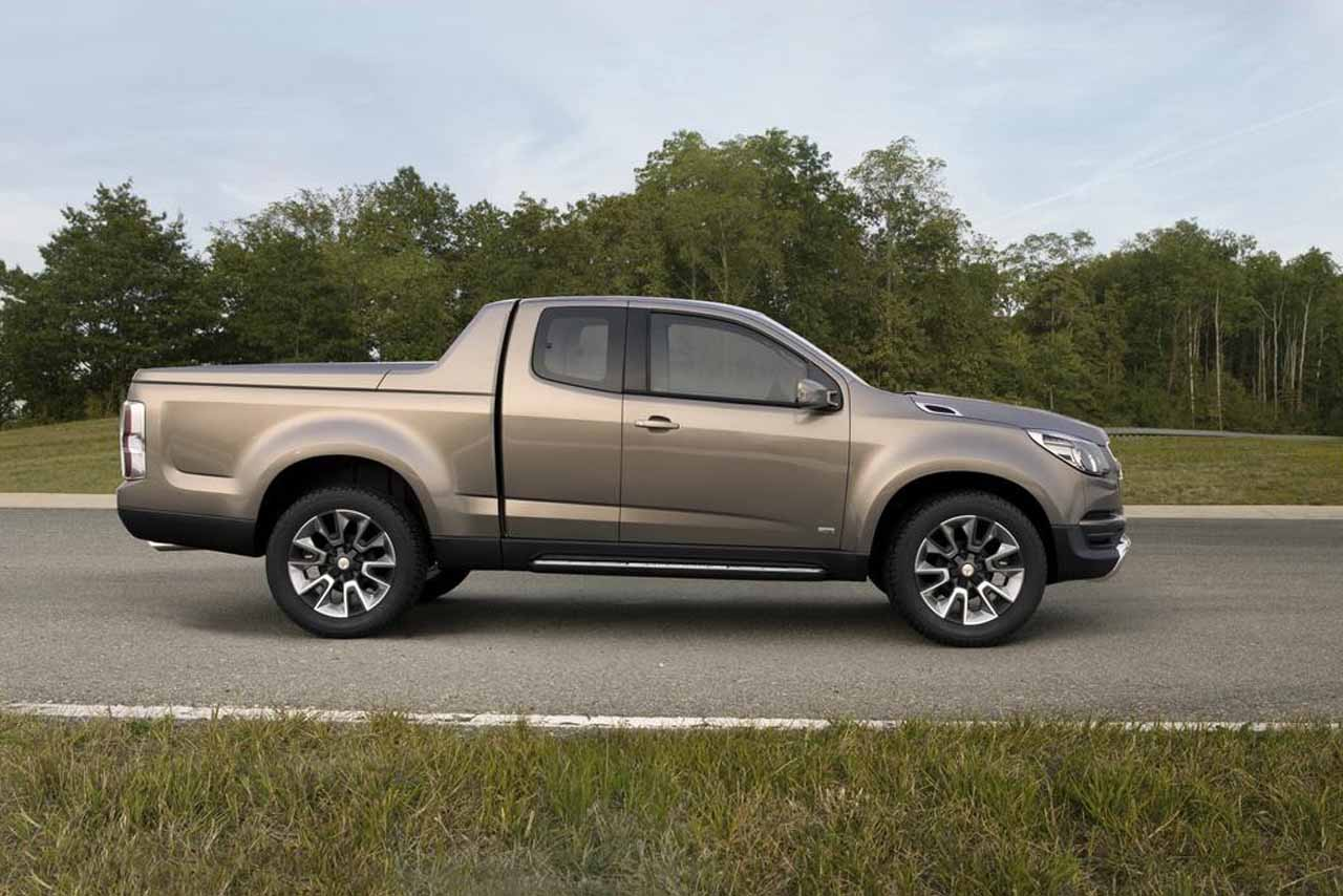 2011 Chevrolet Colorado Concept : Pickup Truck Review and Pictures