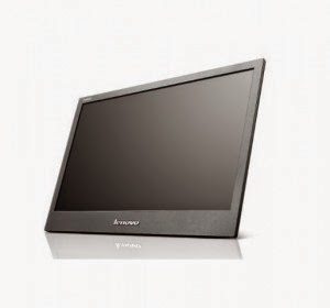 Amazon: Buy Lenovo ThinkVision LT1421 Wide Flat Panel Monitor at Rs.6999