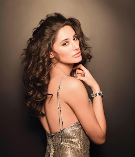 Nargis Fakhri Spicy Pics for Loreal Indian Magazine Jan 2014