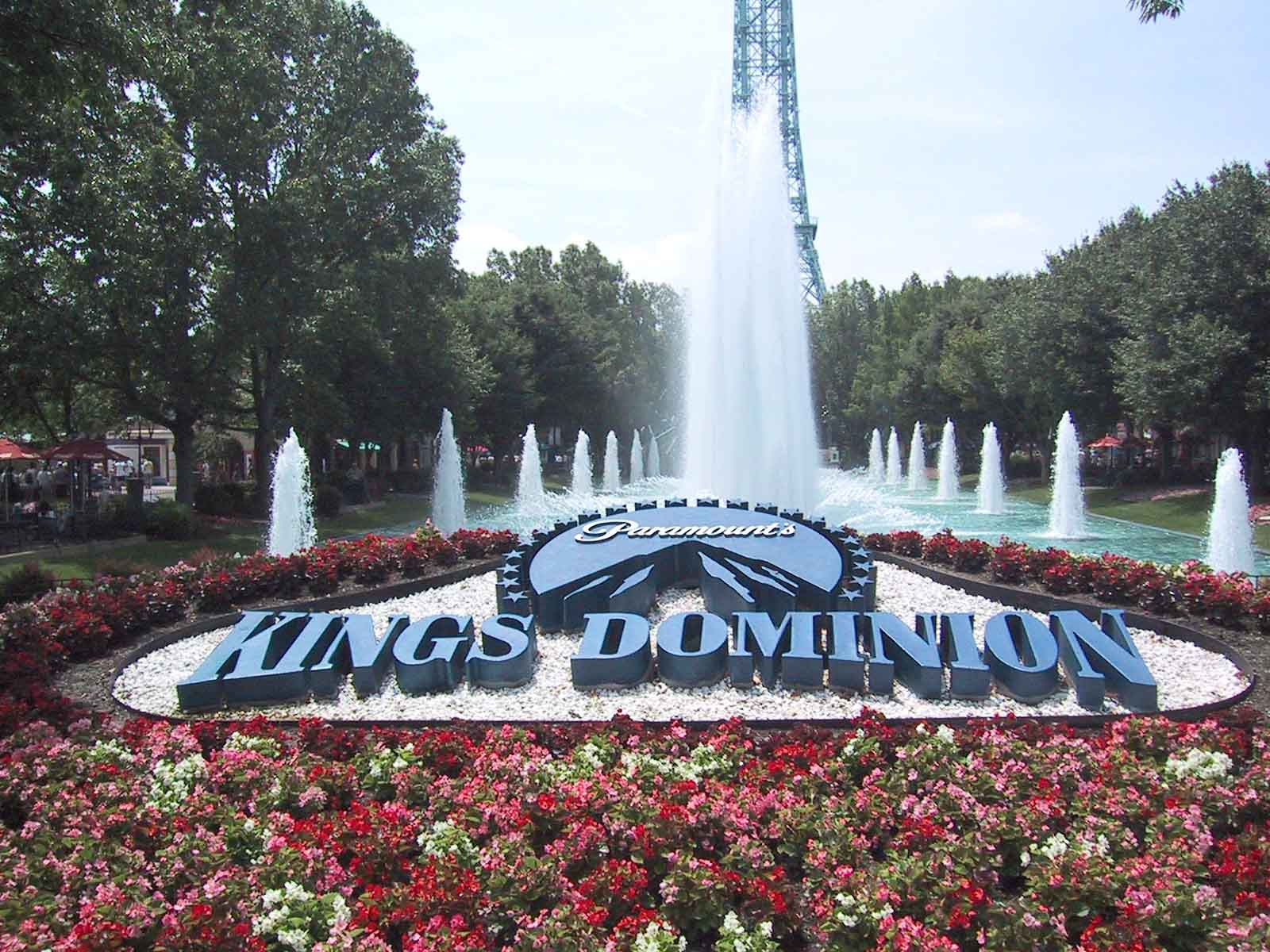 Paramounts Kings Dominion Seating Chart View the Paramounts Kings Dominion seating chart in Doswell, VA and then find your favorite event and a more detailed seating chart with available seats by finding your favorite Paramounts Kings Dominion event in the above ticket listings.