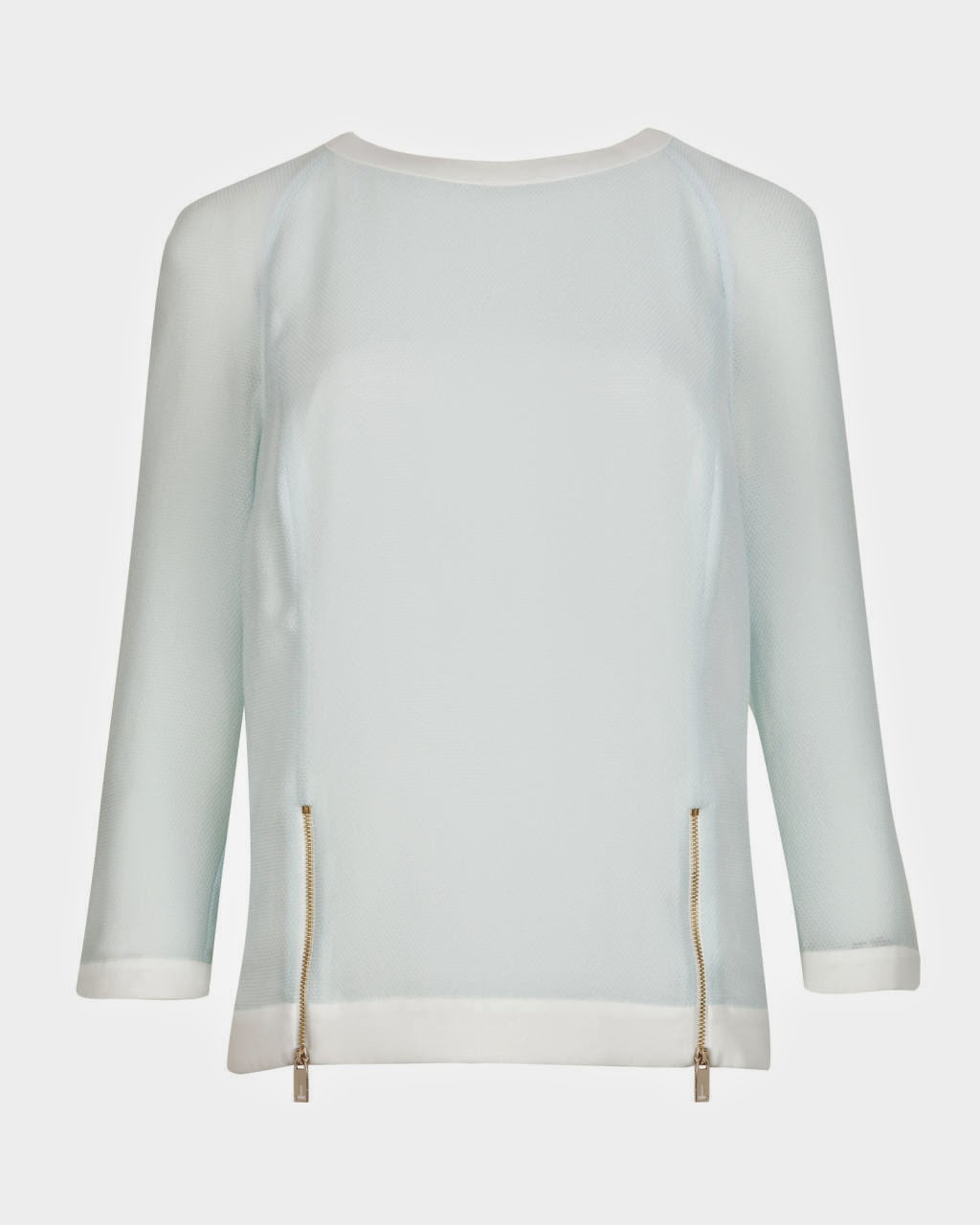 ted baker white top