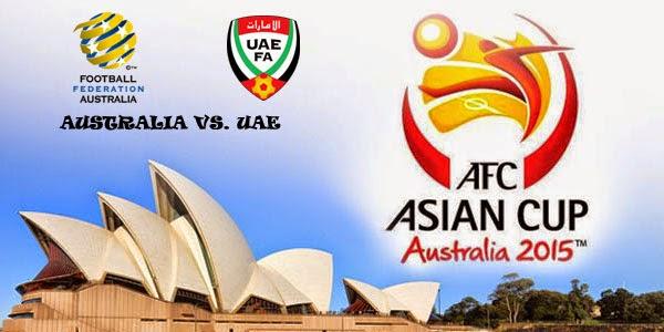Piala Asia : Prediksi Australia vs Uni Arab Emirates