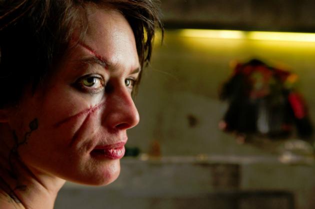Conversa de Café: Filme da Semana: 'Dredd 3D' (análise) Lena Headey Tattoos 2012