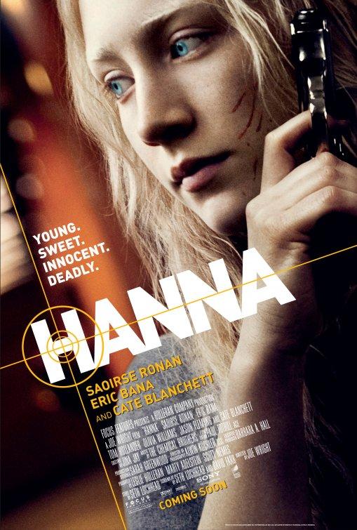 Hanna teaser poster