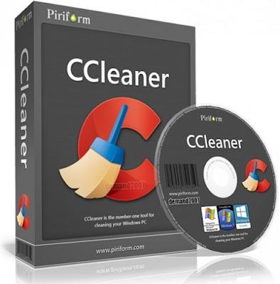 تحميل برنامج لتنظيف وتسريع جهاز الكمبيوتر CCleaner