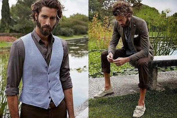 L.B.M. 1911, Luigi Bianchi Mantova, Made in Italy, Spring 2015, menswear, moda masculina, moda hombre, primavera verano, Suits and Shirts,
