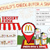 "McDonald's Malaysia ""Check-In For A Shake"" Contest"