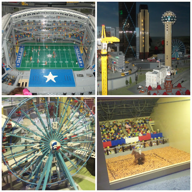 Legoland Dallas/Fort Worth, theme park, travel