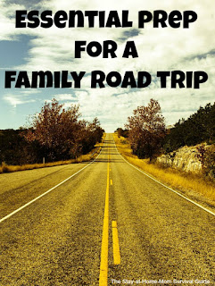Essential Prep for a safe family road trip-and a great deal to take advantage of for keeping your vehicle ready for the miles.