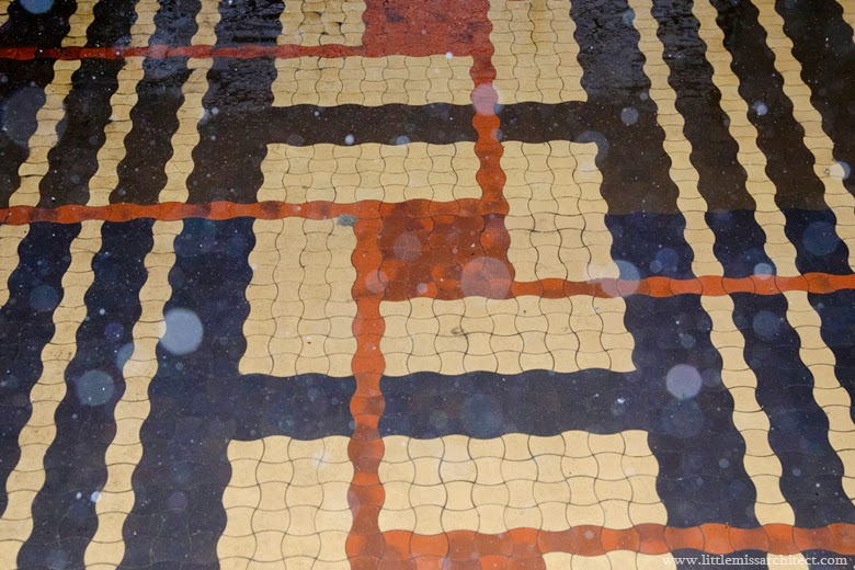 ceramic and cement floor tiles, old tiles inspirations, corset tiles