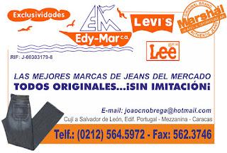 EXCLUSIVIDADES EDY-MAR, C.A. en Paginas Amarillas tu guia Comercial