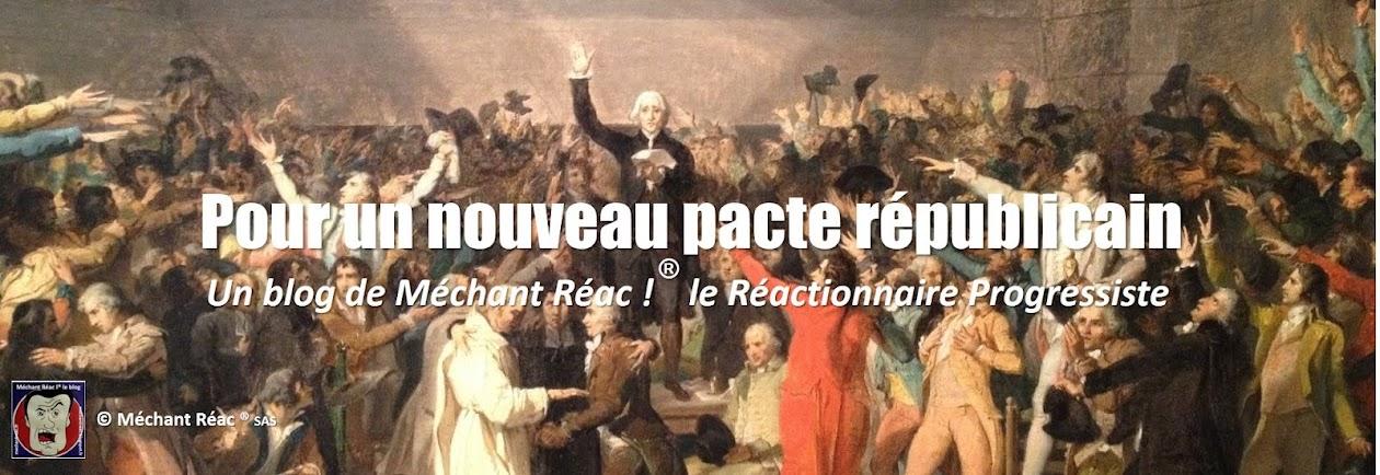 Méchant Réac ! le site