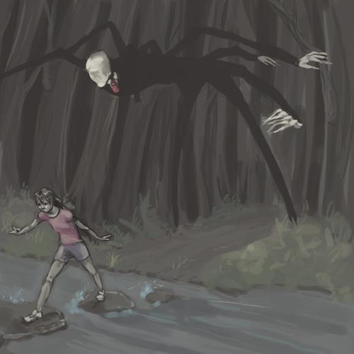 slender man o homem esguio e o caso marble hornets ah duvido