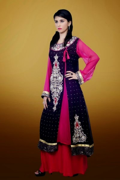 Maysoon Embroidered Eid Collection