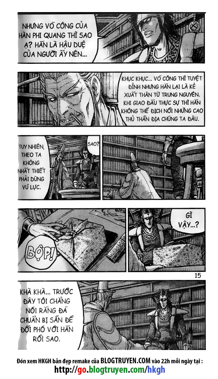 Hiệp Khách Giang Hồ chap 404 page 16 - IZTruyenTranh.com