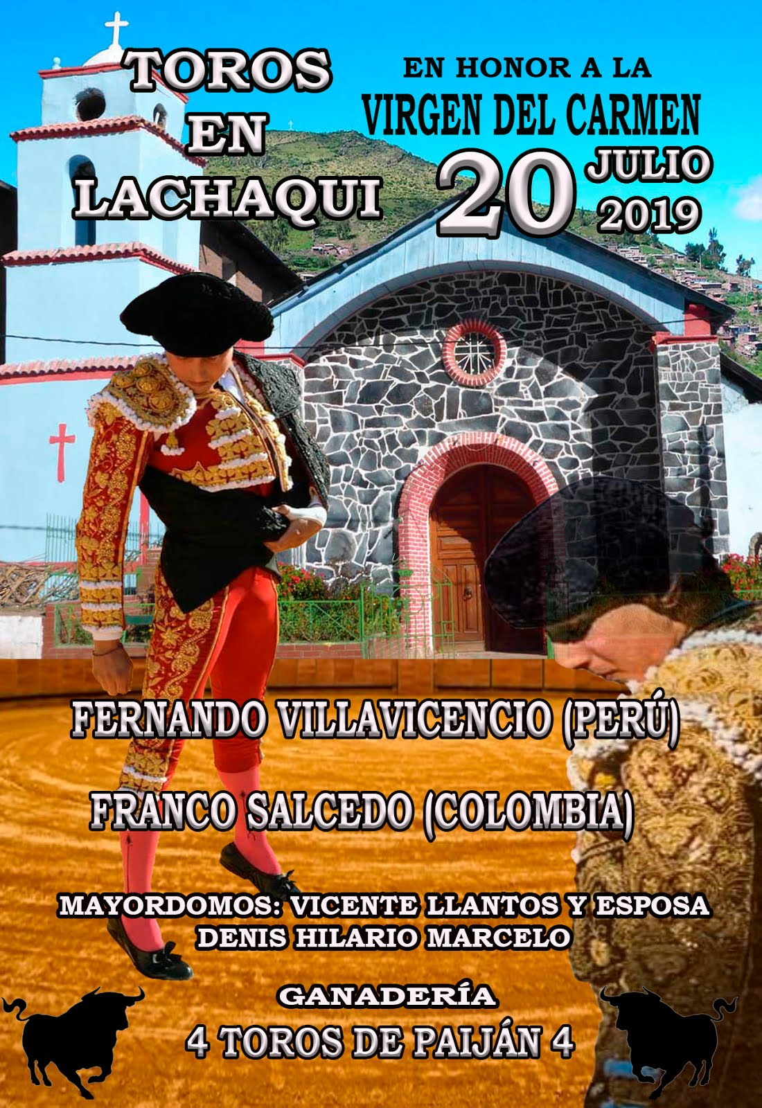 LACHAQUI 20 DE JULIO